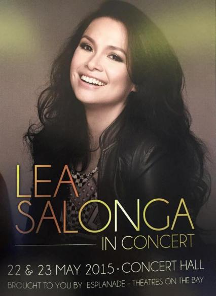 lea salonga concert