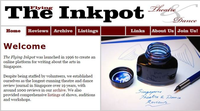 Inkpot screengrab